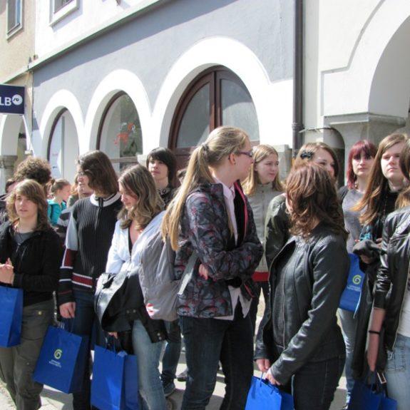 Izmenjava s Francijo - Ogled NM, april 2011, foto V. Potočnik