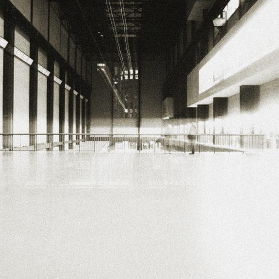 Tate Modern v stari elektrarni, foto D. J. Smodej