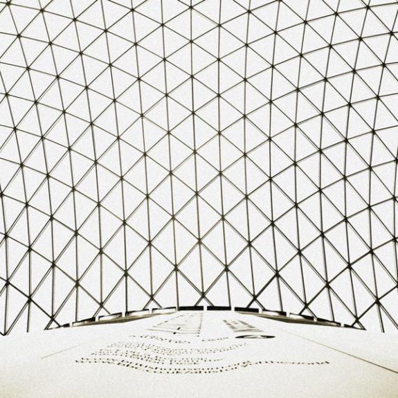 Osrednja dvorana Britanskega muzeja, foto D. J. Smodej