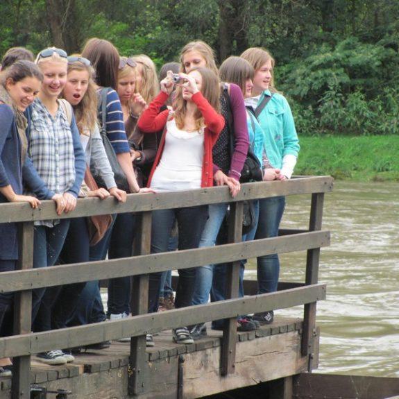 Po Sloveniji in zamejstvu - Mlin na Muri, sept. 2011, foto P. Kukec