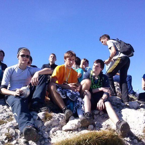 Planinska tura - Na Tičarici, sept. 2013, foto B. Vovko