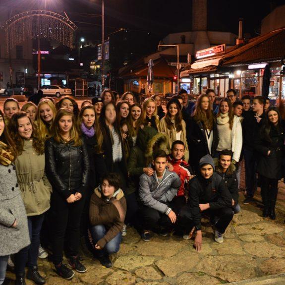 Ekskurzija v Sarajevo, foto: Tea Lajkovič