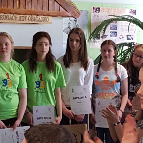 Tekmovanje LEFO, Murska Sobota, 7. 5. 2016