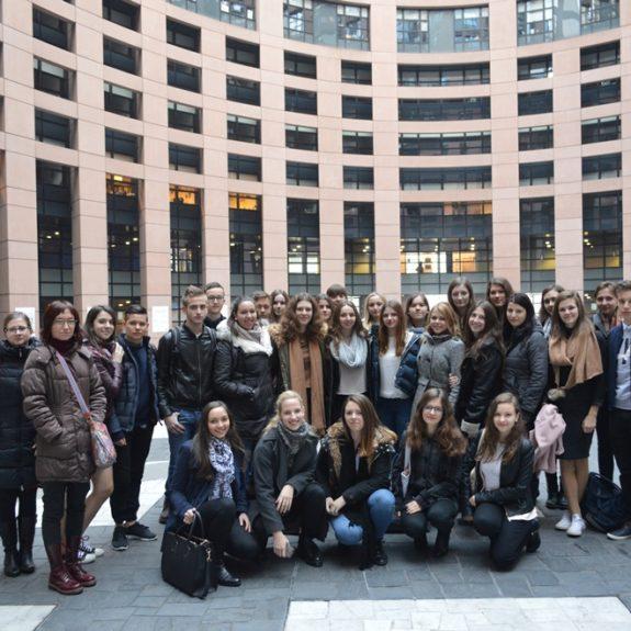 Nagradni izlet v Strasbourg, foto: Tea Lajkovič