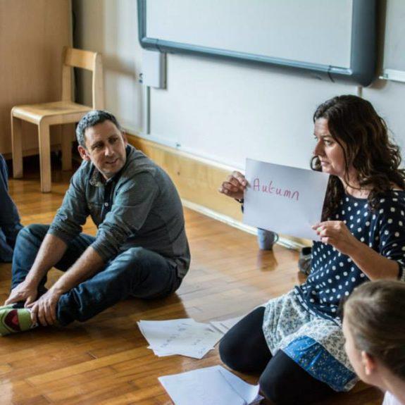 Evropski dan jezikov - Jezikovna tržnica, sept. 2014, foto S. Hočevar