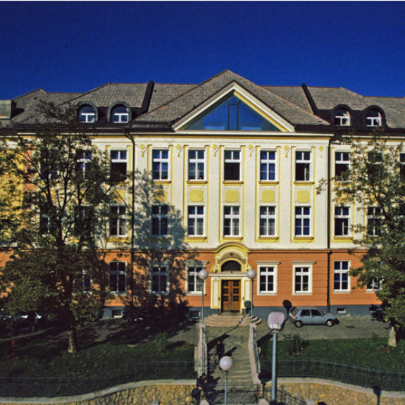 School building today, foto M. H.