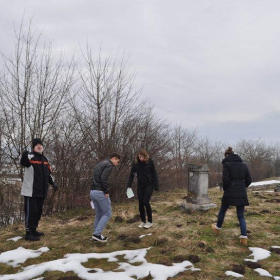 Geografska ekskurzija v Vzhodno Krško kotlino, marec 2013, foto P. Ravbar