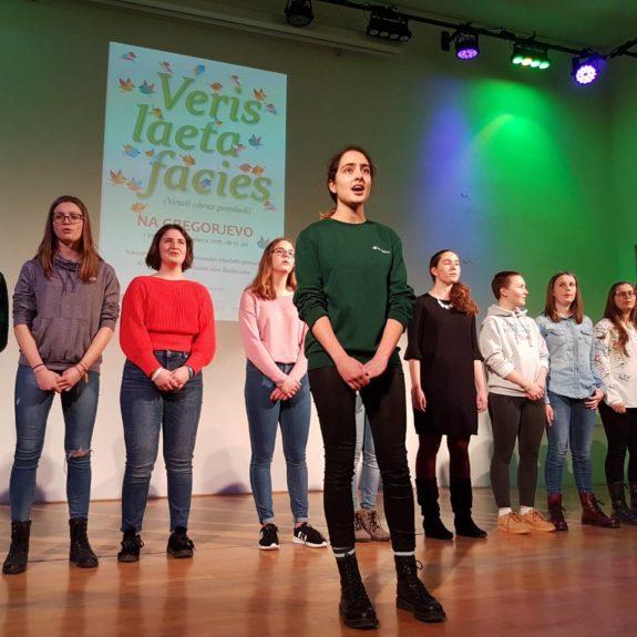 Koncert klasičnih gimnazij 2018 - Gimnazija Novo mesto