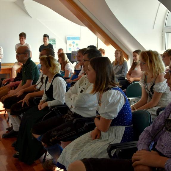 Srečanje z varovanci centra Heimstätte Birkenhof iz Avstrije, foto: Tara Polovič in Nadina Kosinac