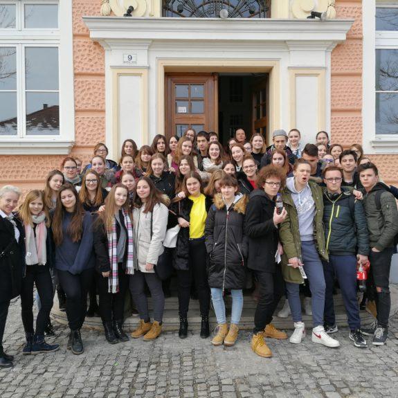 Skupinska fotografija udeležencev izmenjave, foto: Marko Kastelic