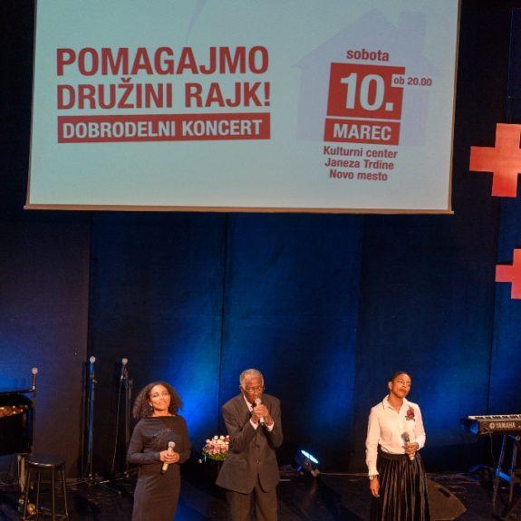 Irena, Leticia in Robert Yebuah, foto: Simon Hočevar