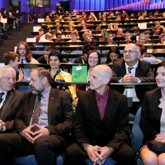 Strokovni organizacijski odbor, foto: arhiv EUSO 2018