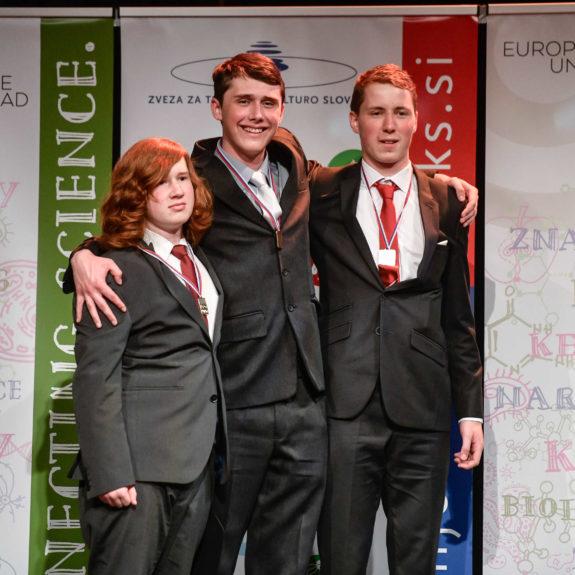 1. mesto: Češka republika, ekipa B, foto: arhiv ZOTKS