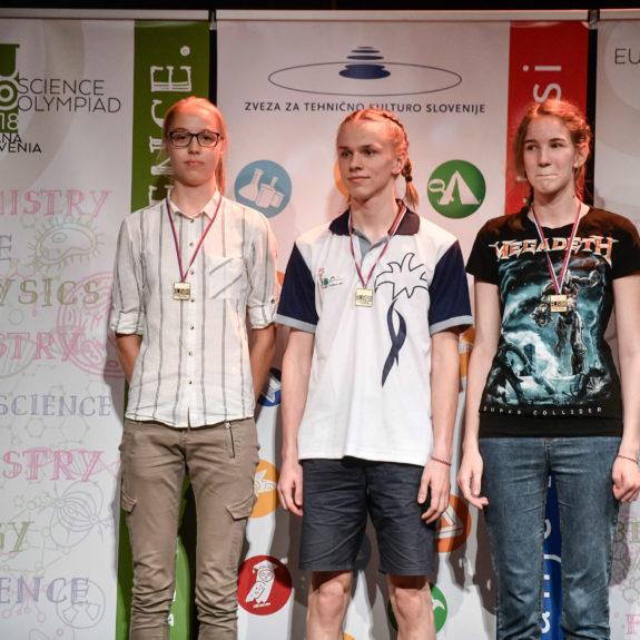 2. mesto: Estonija, ekipa A, foto: arhiv ZOTKS