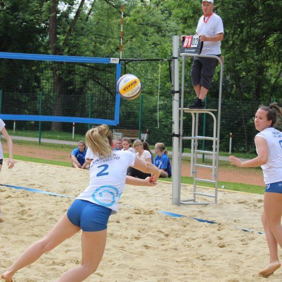 Dekleta v akciji, foto: M. Jerman, zavod Novo mesto