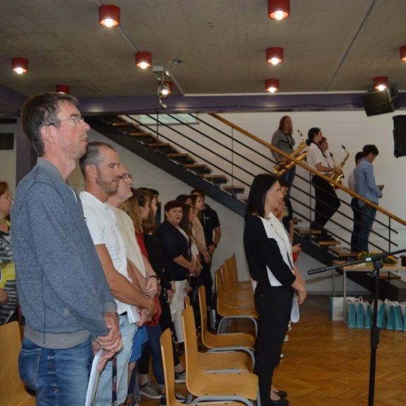Podelitev maturitetnih spričeval, foto: Branka Klemenčič