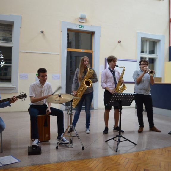 Pet Jazz Polnoč, foto: Branka Klemenčič