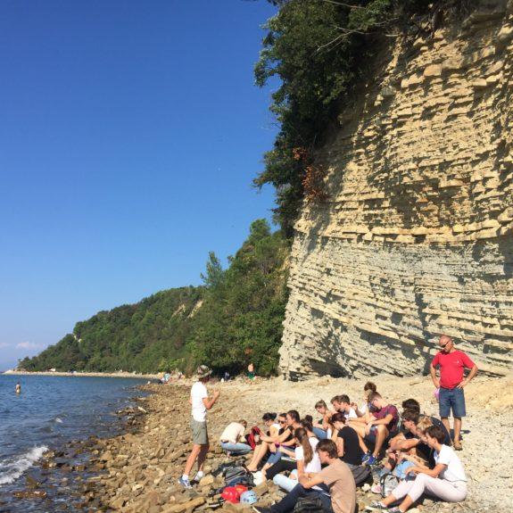 Geografija IMP1 - ekskurzija, foto: Marko Arnuš