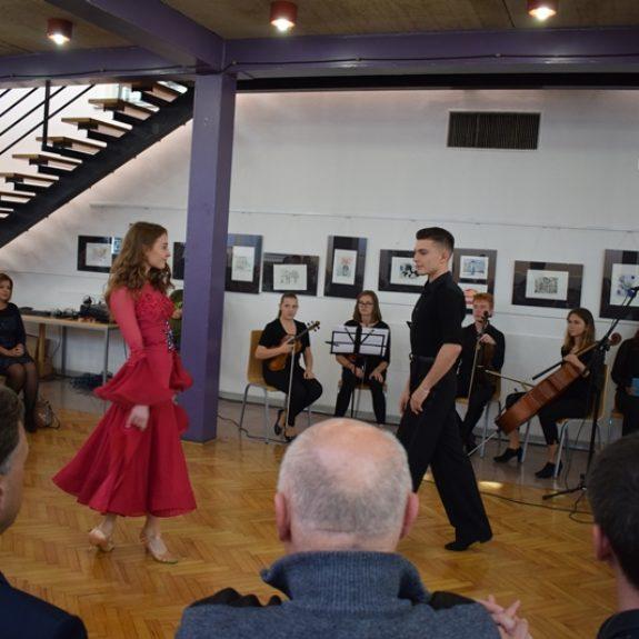 plesalca Jasna Potočar in Nal Lakič, foto: Jana Prijatelj