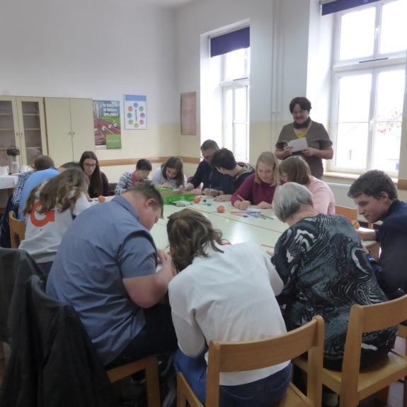 Srečanje z varovanci VDC Črnomelj, foto: Anica Kastelec - Srečanje z varovanci VDC Črnomelj, foto: Anica Kastelec