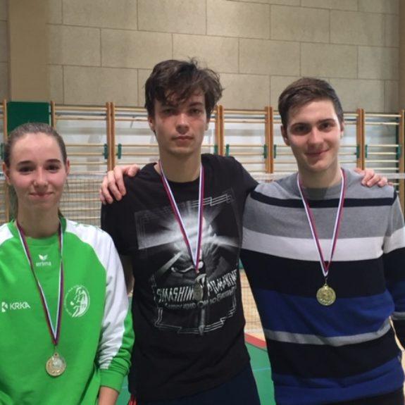 Naši nosilci medalj, foto: Saša Lavrič