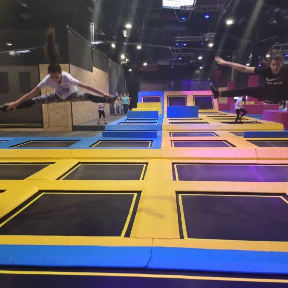 Odlične akrobatke, foto: I. Matić