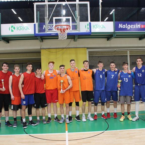 Dijaki - košarka 3x3, foto: Agencija za šport