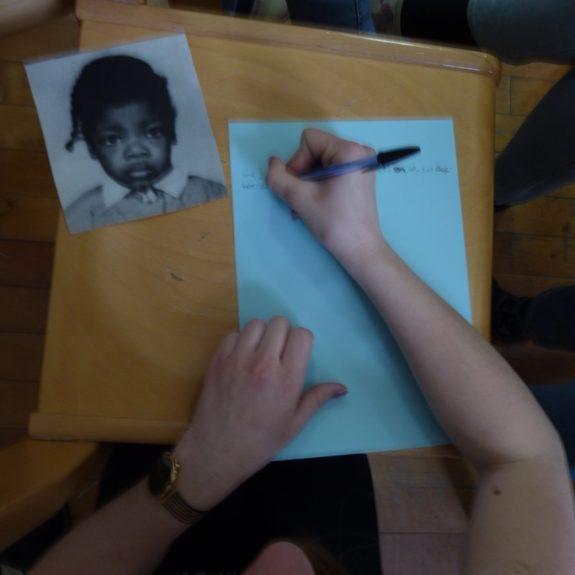 Utrinki z gimnazijskega dneva za spremembe, foto: Luka Hadl