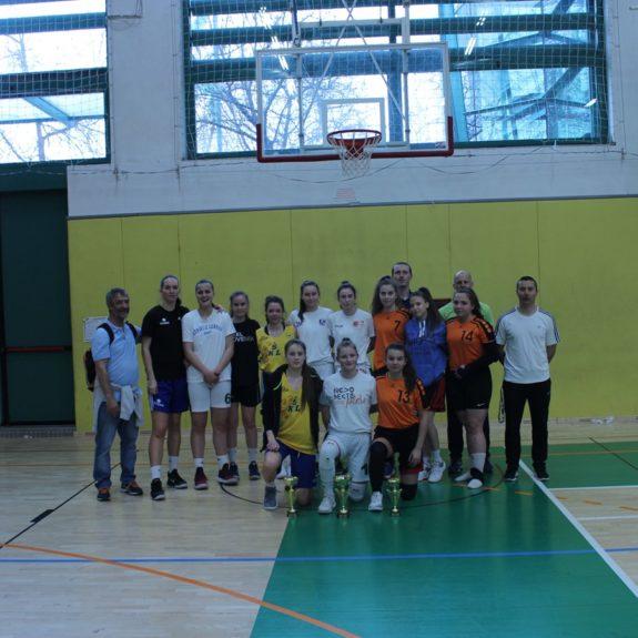 Dijakinje - košarka 3x3, foto: Agencija za šport