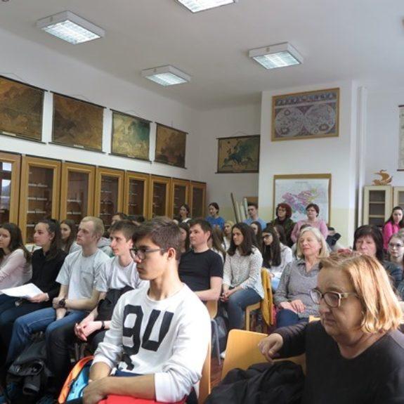 Regijsko srečanje  mladih raziskovalcev 2019, foto: Nik Vidmar
