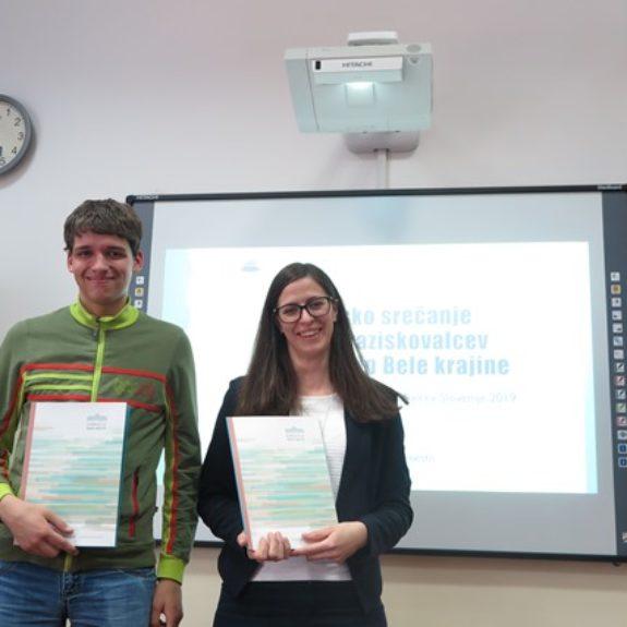 Regijsko srečanje  mladih raziskovalcev 2019, foto: Darja Gačnik