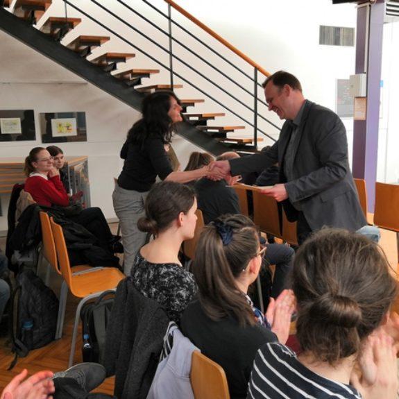 Gimnazija Novo mesto - 15. državno tekmovanje iz filozofije