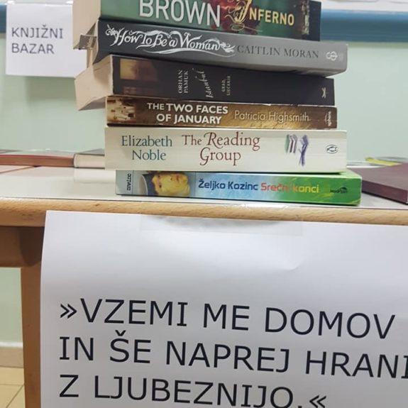 Knjižni bazar, foto: Polonca Centa