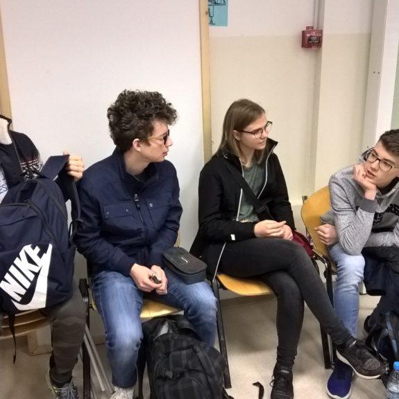 Skupinski posvet pred tekmovanjem, foto: Karmen Čarman