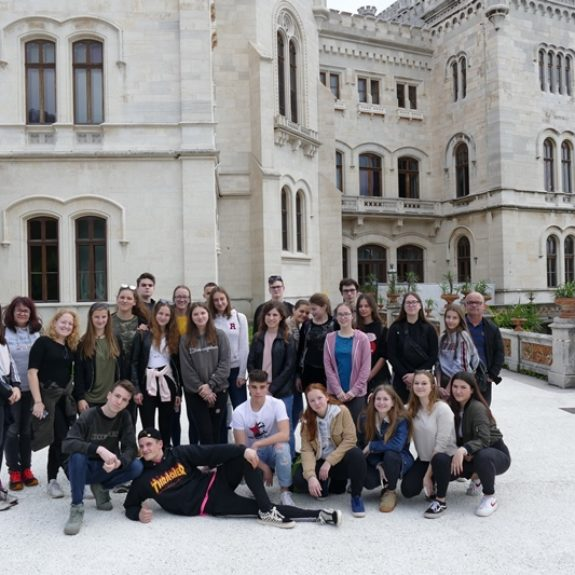 Medpredmetna ekskurzija 3. a, foto: Luka Hadl in Anita Koprivc