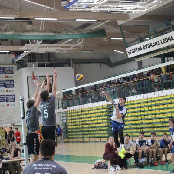 Beni zaključuje, foto: Agencija za šport Novo mesto