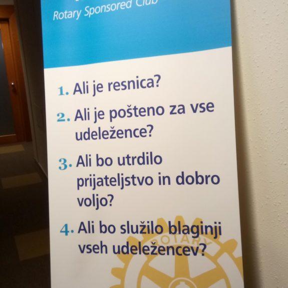 Interact - načela rotarijstva