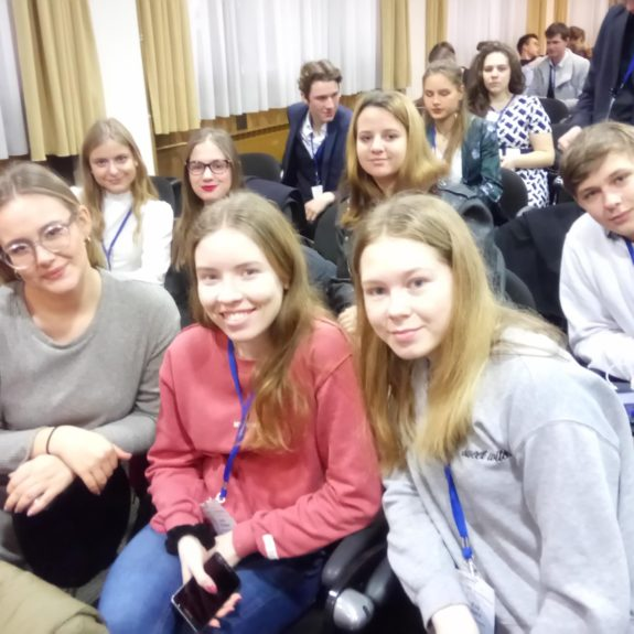 Interact - udeleženci IAC GimNM, foto: Suzana Krvavica