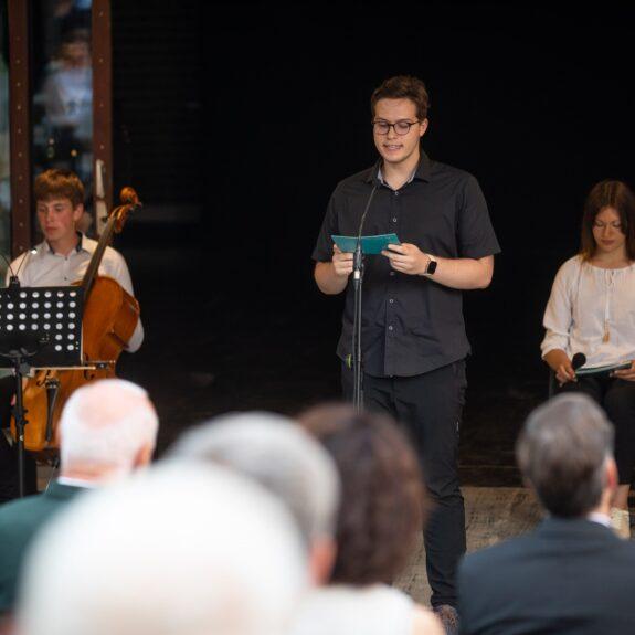 Recital, foto: Boštjan Pucelj