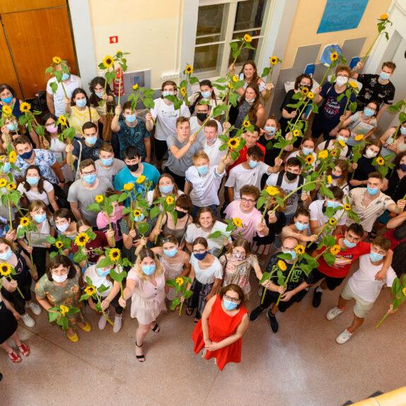 Maturanti generacije 2021, foto: Foto Asja
