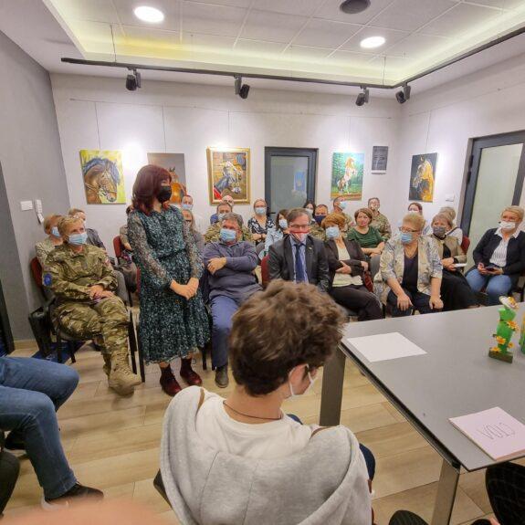 Okrogla miza v Banjaluki, foto: Miroslav Strniša, DRPD