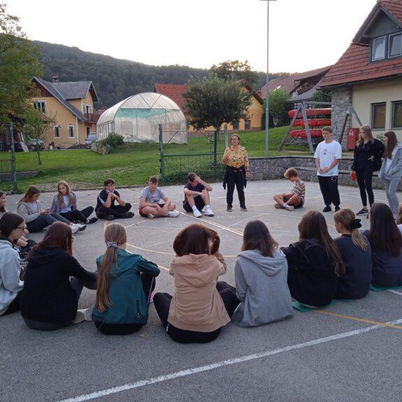 Socialne igre, foto: Tea Ribič