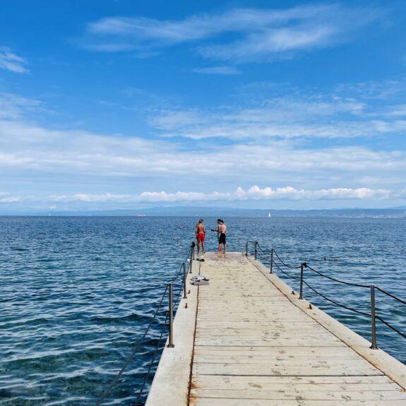 Morje, foto: Janja Bučar